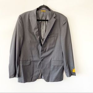 NEW MSRP $1495 Hickey Freeman 100% Wool Blazer